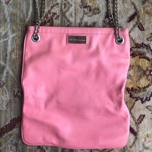 BCBGeneration Coral Pink Shoulder Bag